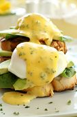 Bacon And Egg Benedict