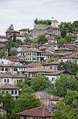 Old City in Safranbolu Turkey