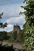 Ravenscraig Castle In Kirkaldy, Scotland