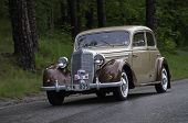 Mercedes Benz 170 S from 1950