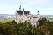 New Swan Stone Castle ?Schloss Neuschwanstein)