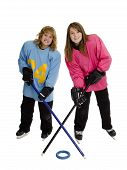 Tween Ringette Players