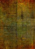 Multicolored Cloth Screen