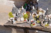Alberobello souvenirs.