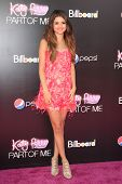 LOS ANGELES - JUN 26: Selena Gomez at the premiere of Paramount Insurge's 'Katy Perry: Part Of Me' h