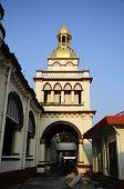 Mosque Entrance Minaret