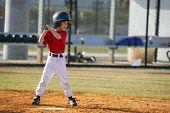 pic of little-league  - little league batter - JPG