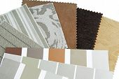upholstery tapestry color selection