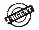Stamp 'urgent'