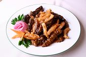 image of slug  - food in china - JPG
