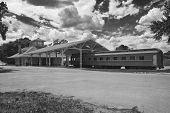 SC trein Depot