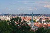 Old Part Of Prague.