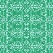 Vintage, elegant seamless vector pattern