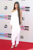 LOS ANGELES - NOV 24: Zendaya Coleman at the 2013 American Music Awards at Nokia Theater L.A. Live o