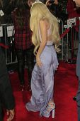LOS ANGELES - NOV 24: Lady Gaga at the 2013 American Music Awards at Nokia Theater L.A. Live on Nove