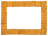 Border Of Crackers