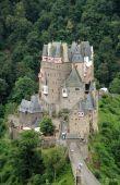 Medieval Castle - Burg Eltz, Germany poster