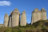 picture of phallic  - Rocks in Cappadocia  - JPG