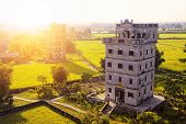 Kaiping Diaolou and Villages in China