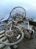 Dumped Bicycle