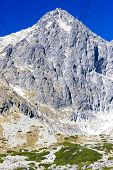 Lomnicky Peak, Vysoke Tatry (High Tatras), Slovakia