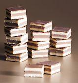 nougat chocolate candies
