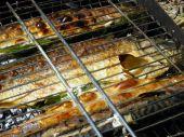 Fish On Coals