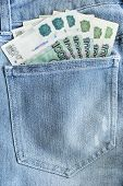 Cash In A Pocket