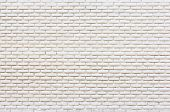 White Brick On Wall Background