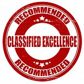Classified Excellence