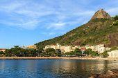 Beach Of Urca View Of Sugarloaf, Rio De Janeiro