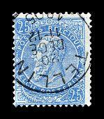 Belgium stamp 1893