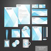 Modern Design Corporate Identity Set