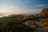Kornati - View From Murter Island