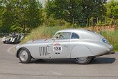 Old Racing Car Bmw 328 Berlinetta Touring (1939)