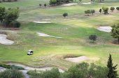 Beautiful Golf Course Of Porto Carras Grand Resort. Sithonia.