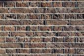 Pattern brick wall.