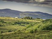 A beautiful landscape image at the Ring of Kerry Ireland