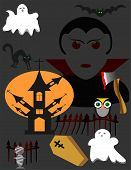 The House Of Witches Ghosts And Vampire