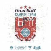 Emblem Baseball Campus Team