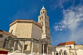 Cathedral Of Split Diocletian Palace