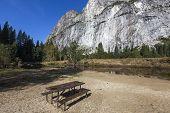 Yosemite valley, Yosemite national park, California, usa