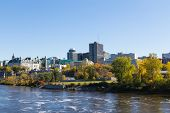 Part Of The Ottawa Skyline During The Day