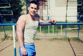Street Workout, Happy Sportsman