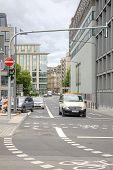 Frankfurt-am-main. Street