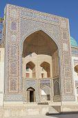 Madrassa Miri Arab, Bukhara, Uzbekistan