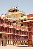 City Palace Building, Jaipur, India