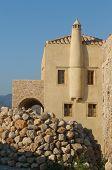Medieval Walled Town Of Monemvasia, Greece poster