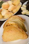 traditional ecuadorian food emapnadas
