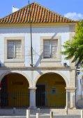 pic of slave  - The old slave market in Lagos Portugal - JPG